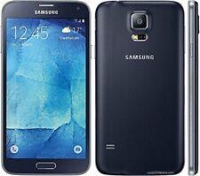 Samsung SM-G903W Galaxy S5 Neo Smartphone, Midnight Black