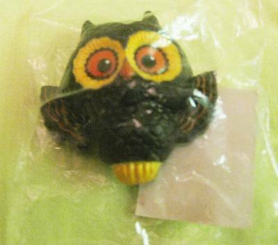 Vintage Halloween Hallmark Owl Pin-- Brand New in Package-- Never Opened - Vintage Halloween Decorations Make