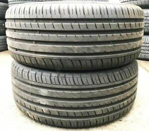 245 45 R17 Aptany RA301 Used Tyre Audi A6 Falcon FG FGX G6 XR6 BMW Vermont Whitehorse Area Preview