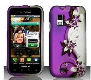 Hard Case Snap-on Phone Cover for Samsung Fascinate Galaxy S 3G SCH-i500