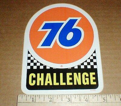 PAIR Union 76 Racing Gasoline retro 1996 New tool box drag racing decal stickers