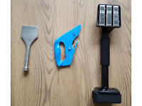 Carpet laying tools almost new