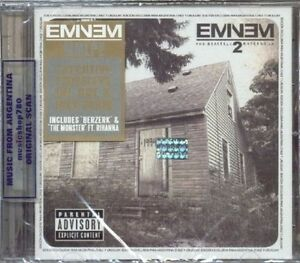 EMINEM-THE-MARSHALL-MATHERS-LP-2-SEALED-CD-NEW-2013-MMLP2