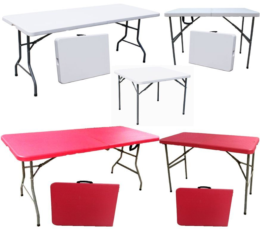 HEAVY DUTY PORTABLE 6FT4FTSQUARE FOLDING TRESTLE TABLE  : 86 from www.gumtree.com size 873 x 768 jpeg 50kB