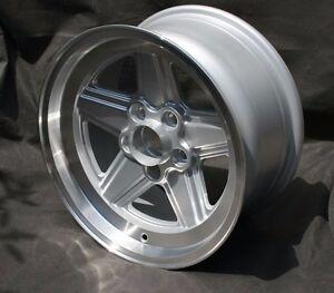 Mercedes Benz 16x8 AMG Penta Wheel W107,W116,W123,W124,W126  ET11 Ronal
