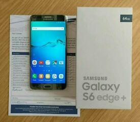 Samsung Galaxy S6 Edge+ 64gb, unlocked