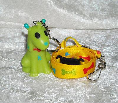 American Heart Association Martia Mutley Key Chain Ring Dog Keychain   Lanyard