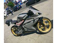 Yamaha R-125 Nardo Grey