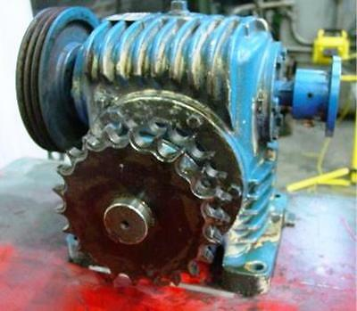 Textron H035a903 4 Gear Box 8 94 Hp Rating W Pulley