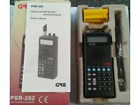 New PSR-282 GRE Handheld Scannerin box. 8/2/17