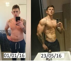 Transformation Coach - Get in shape this year