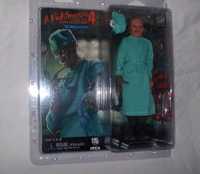 Freddy Krüger Nightmare on Elm Street 4 Figur - Freddy Krueger Zubehör