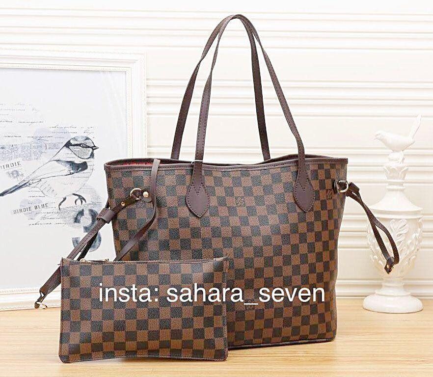 Handbag Good Quality lv bag Purse Louis Vuitton neverfull £45  c6f0bc3bf506