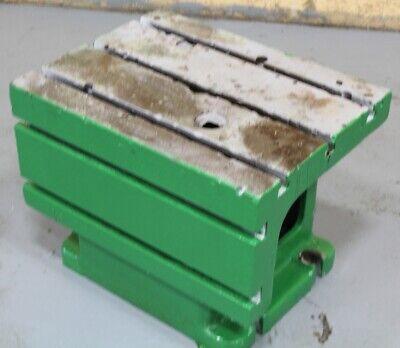 24 X 18 X 18 Carlton T Slot Box Drill Table Yoder 63434