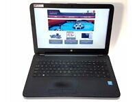 HP 15/ INTEL DUAL CORE 1.60 GHz/ 4 GB Ram/ 500 GB HDD/ HDMI/ WIRELESS/ BLUETOOTH - WIN 10