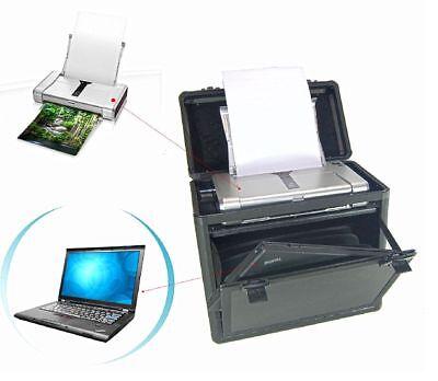Pc portable valise kofferlösung pour imprimante canon ip100 + tablette pc #12
