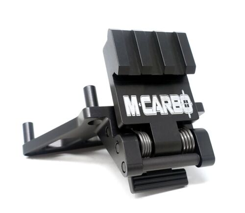 MCARBO SUB2000 LEFT HANDED OPTIC MOUNT