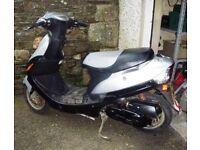 Baotian BT 50 QT-9 Moped 50cc