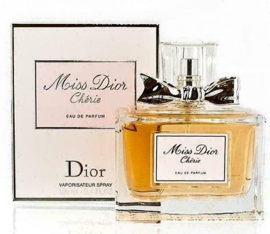 Christian Dior Miss Dior Cherie Womens Eau de Parfum 3.4 oz Perfume NEW IN BOX !