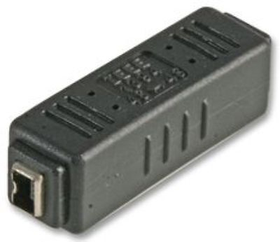 Firewire Ieee 1394 4 Polos Hembra A Conector PC Dv-Out Cámara Adaptador...