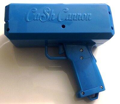 Cash Cannon Money Gun - Blue