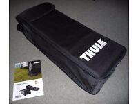 THULE Level Ramps x 2 - Levelling Ramps & Storage Bag for Caravan or Motorhome