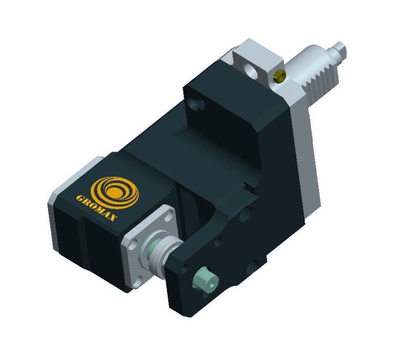 Br30180925.4c/3 Cnc Lathe Vdi Side Milling Tool Holder D=30mm