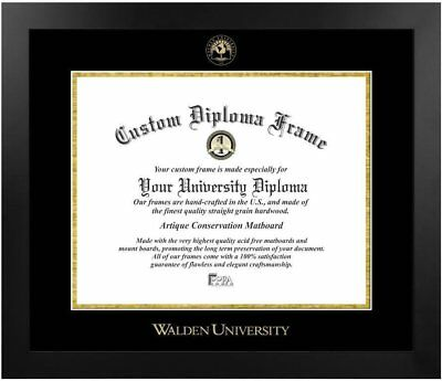 Diploma Frame Deals Walden University Contemporary Picture Frame