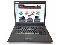 DELL E5500/ INTEL DUAL CORE 2.00 GHz/ 3 GB Ram/ 120 GB HDD/ WIRELESS - WINDOWS 7