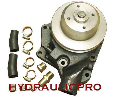 Re60489 Water Pump For John Deere 1140 1640 1840 2040 2140 2150 2250 Hub R85004