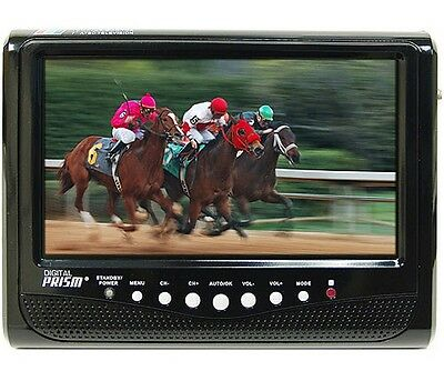 "Digital Prism (ATSC-710) 7 "" 480i Edtv-Ready LCD Télévision Read-New"