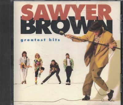 Greatest Hits Best of Sawyer Brown Music CD 1990