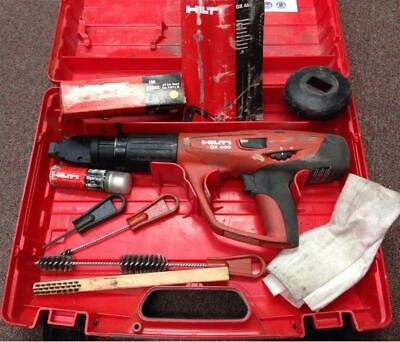 Hilti Dx460 Power Actuated Tool Kit