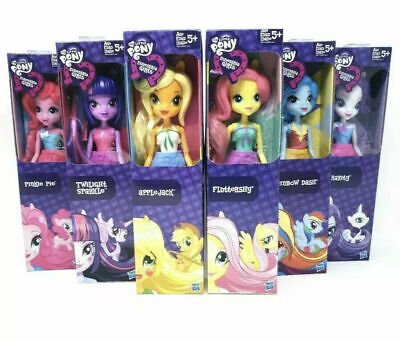 "My Little Pony Equestria Girls  9"" Doll Hasbro ~ Choose Your Favorite !!!!"