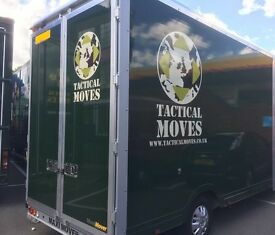 Class 2 Removals driver - Acton based