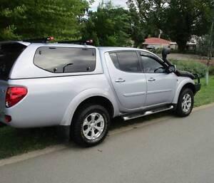 2014 Mitsubishi Triton Ute Forrestfield Kalamunda Area Preview