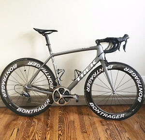 Project One Madone 7 - Dura ace, full carbon
