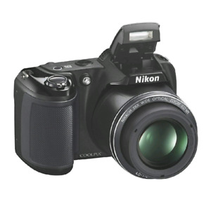Gently used Nikon Coolpix L340