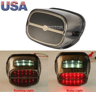 Running LED Brake Tail Light  For Harley Davidson Electra Glide Ultra Classic US