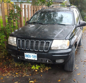 2003 Jeep Grand Cherokee Parts Vehicle - $950 OBO