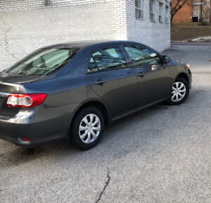 2013 Toyota Corolla CE Accident Free Automatic, Great on gas
