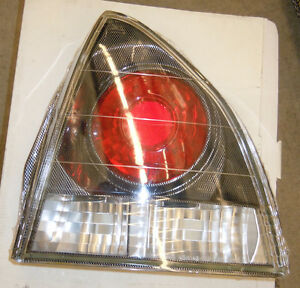 1992 - 96 Honda Prelude Euro Tail Lamps Lights
