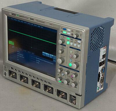 Lecroy Waverunner 204xi 4-ch 2 Ghz 10 Gss Digital Oscilloscopescope Wopt. Vl