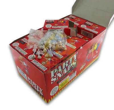 50 Boxes(2500pcs) NEW Party Bang Snaps, Super Noise Makers, 4th of July Bang Fun - 4th Of July Party