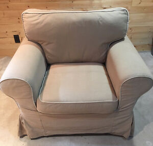 IKEA EKTORP Armchair for Sale - Gently Used