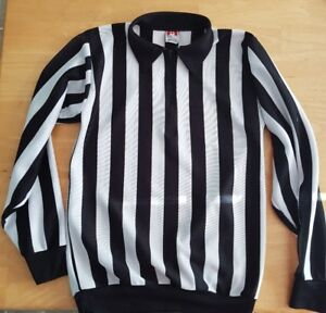 FOR SALE CCM HOCKEY REFEREE JERSEY