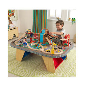Train Table and Train Set ** BRAND NEW**