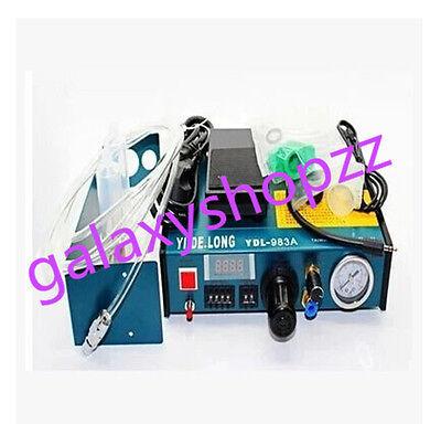 110v 220v Auto Glue Dispenser Solder Paste Liquid Controller Dropper Ydl-983a