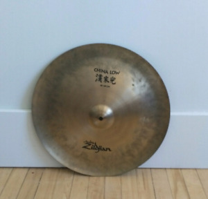 "Zildjian Avedis 18"" low China cymbal"