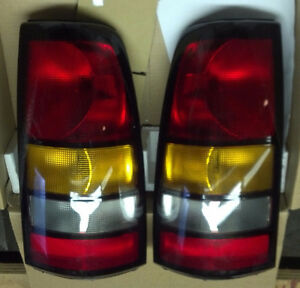 2006 GMC Sierra tail lights Kawartha Lakes Peterborough Area image 1